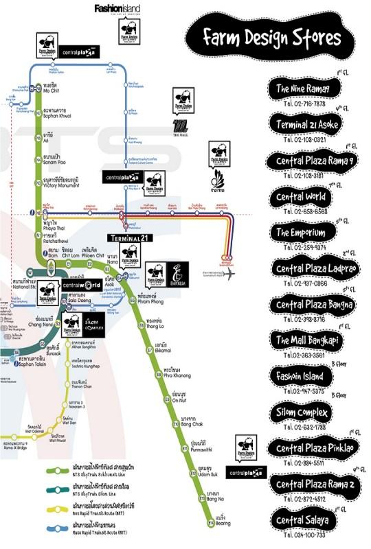 map-thai