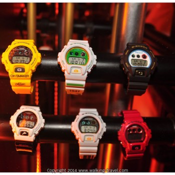 G Shock Collections by Todd Piti