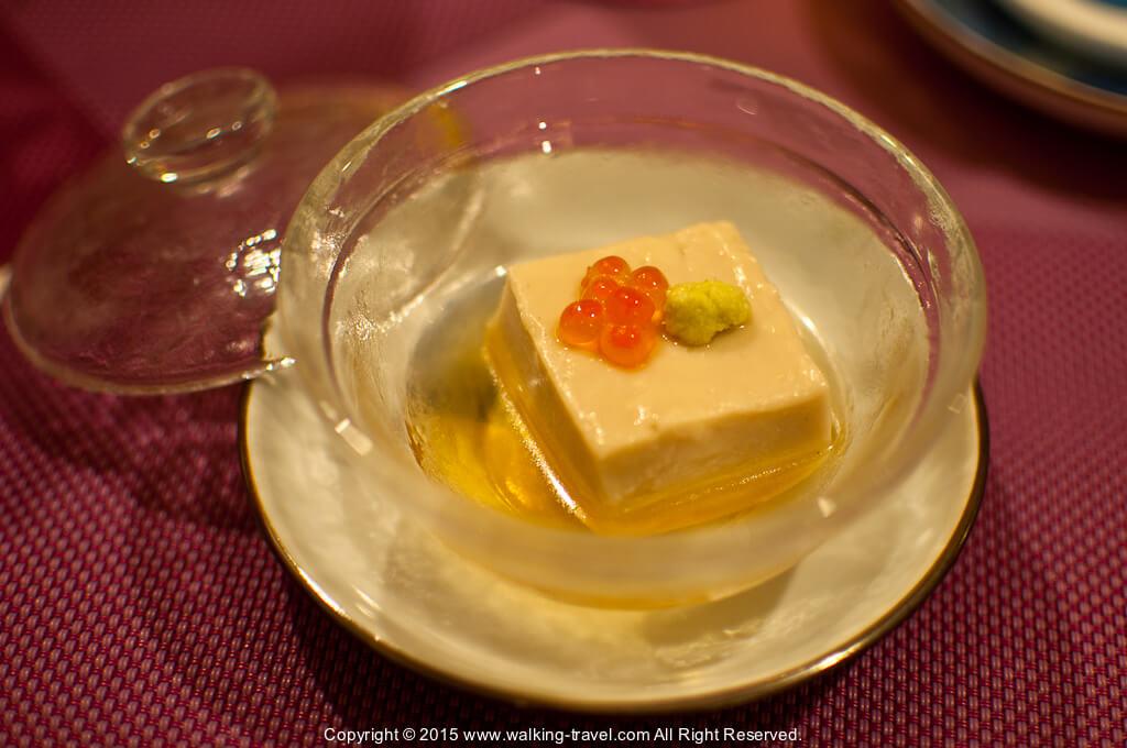 Testsukuri Goma Tofu