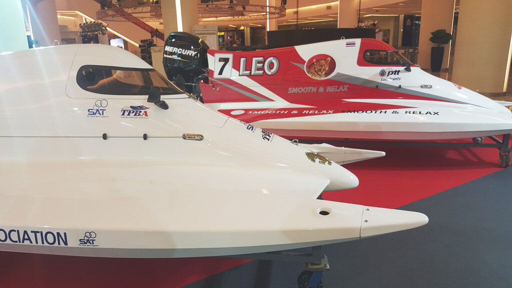 Formula4 Power Boat